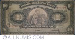 Imaginea #1 a 100 Soles de Oro 1968 (23. II.)