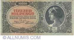Imaginea #2 a 10 000 Milpengö 1946 (29. IV.)