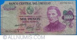 Image #1 of 1000 Pesos ND (1974) - 1