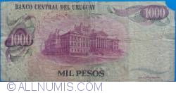 Image #2 of 1000 Pesos ND (1974) - 1