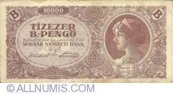 Imaginea #1 a 10 000 (Tizezer) B.-Pengö 1946 (3. VI.)