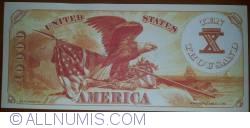Image #2 of 10 000 Dolars 2010 - Roosevelt
