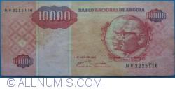 Imaginea #1 a 10 000 Kwanzas Reajustados 1995 (1. V.)