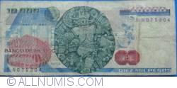 Image #2 of 10 000 Pesos 1985 (19. VII.) - Serie LJ