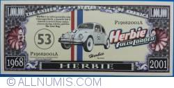 Image #1 of 1 000 000 Dollars 2001 - Herbie