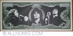 Image #2 of 1 000 000 Dollars 2012 - Jim Morrison