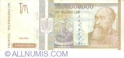 Image #1 of 1.000.000.000 Lei 1998 - Trustul miliardarilor