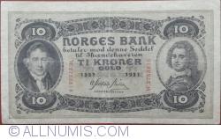 Imaginea #1 a 10 Kroner 1937