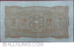 Imaginea #2 a 10 Kroner 1937
