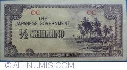 Image #1 of 1/2 Shilling ND(1942)