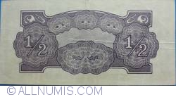 Image #2 of 1/2 Shilling ND(1942)