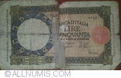 Image #1 of 50 Lire 1940 (29. IV.)