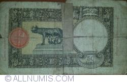 Image #2 of 50 Lire 1940 (29. IV.)
