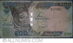 Imaginea #1 a 200 Naira 2000