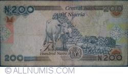 Imaginea #2 a 200 Naira 2000