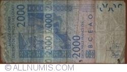 2000 Francs 2003/2008