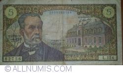 Image #1 of 5 Francs 1970 (8. I.)