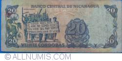 Image #2 of 20 Córdobas 1985 (1988)