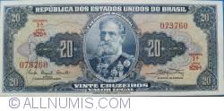 20 Cruzeiros ND (1961)