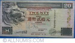 Image #1 of 20 Dollars 1999  (1. I.)