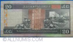 Image #2 of 20 Dollars 1999  (1. I.)