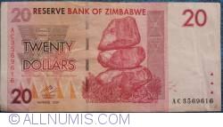 Imaginea #1 a 20 Dollars 2007