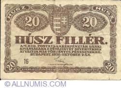 Imaginea #1 a 20 Filler 1920 (2. X.)