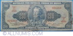 Imaginea #1 a 200 Cruzeiros ND(1964)