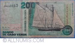 Image #1 of 200 Escudos 1992 (08. VIII.)