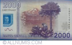 2000 Pesos 2009