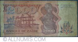 Image #2 of 2000 Zaires 1991 (1. X.)