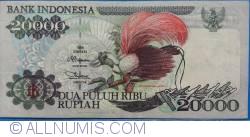 Image #1 of 20,000 Rupiah 1995