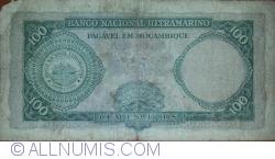 Image #2 of 100 Escudos 1961 (27. III.)
