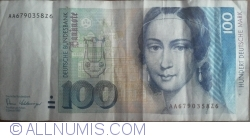 Image #1 of 100 Deutsche Mark 1989 (2. I.)