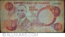 Imaginea #1 a 10 Naira ND(1984-2000)
