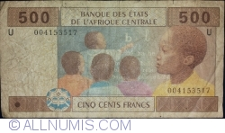 Image #1 of 500 Francs 2002 - signature 1