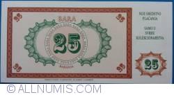 25 Bara 2011 (19. XII.)