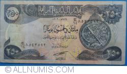 Image #1 of 250 Dinars 2003 (AH 1424) (١٤٢٤ - ٢٠٠٣)