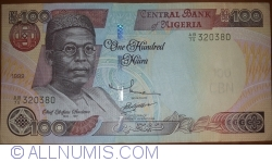 Imaginea #1 a 100 Naira 1999