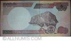 Imaginea #2 a 100 Naira 1999