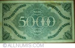 Image #2 of 50 000 Mark 1923 (25. VII)