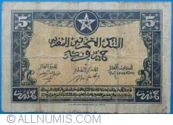 Imaginea #2 a 5 Francs 1943 (1. VIII.)