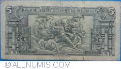 Image #2 of 5 Pesos L.1939 - Serie C