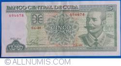 Imaginea #1 a 5 Pesos 2011