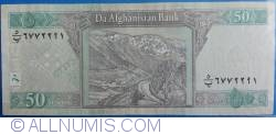 50 Afghanis 2008 (SH 1387 - ١٣٨٧)