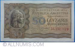 Image #1 of 50 Centavos ND(1951-1956)