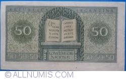 Image #2 of 50 Centavos ND(1951-1956)