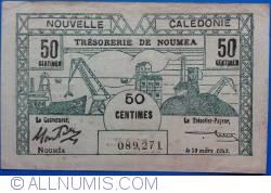 Imaginea #1 a 50 Centimes 1943 (29. III.)