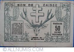 Imaginea #2 a 50 Centimes 1943 (29. III.)