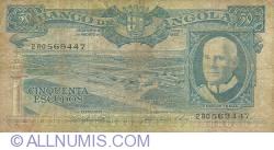 Imaginea #1 a 50 Escudos 1962 (10. VI.)